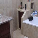 Beépített fürdőszobai szekrényajtók